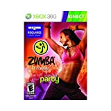 51Vj6jsfDfL. SL160  New Majesco Zumba Fitness Kinect Required For Xbox 360 Popular Excellent Performance Modern Design