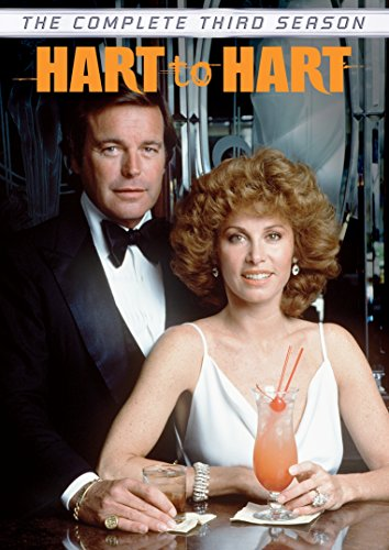 DVD : Hart to Hart: The Complete Third Season (Full Frame, Boxed Set, 6 Disc)