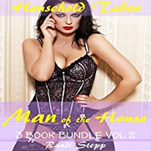 Man of the House 3 Book Bundle: Volume 2 Audiobook by Randi Stepp Narrated by Desiree Dunne