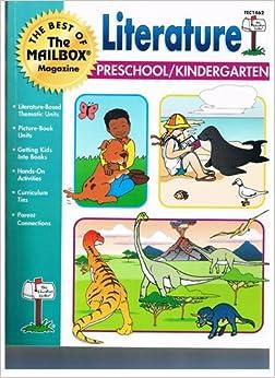 mailbox preschool magazine literature preschool kindergarten mailbox magazine 1998 318