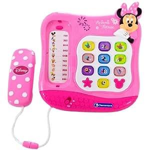DISNEY MINNIE MOUSE BOW-TIQUE PHONE 3+