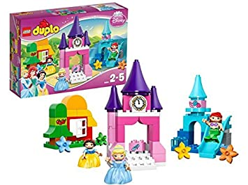 LEGO DUPLO Disney Princesstm - 10596 - Jeu De Construction - Collection Princess
