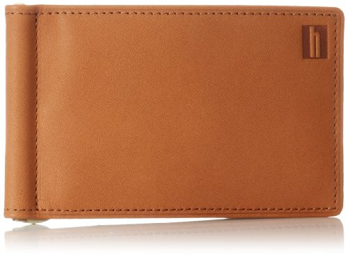 Hartmann Belting Collection Wallet with Flip Clip, Heritage Tan, One Size