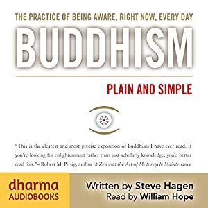 Buddhism Plain and Simple Audiobook