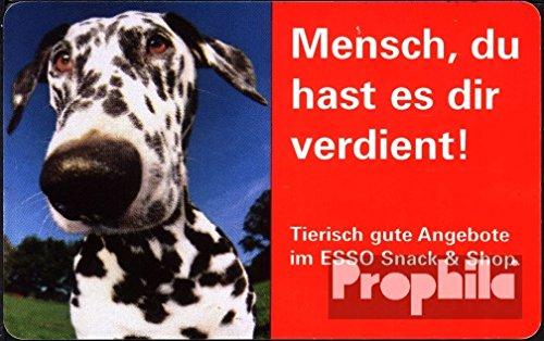 BRD (BR.Deutschland) S291 S 03/00 gebraucht 2000 ESSO (Telefonkarten für Sammler)