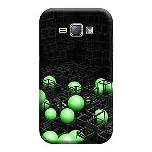 CaseLite Premium Printed Mobile Back Case Cover With Full protection For Samsung J1 2016 (Designer Case)