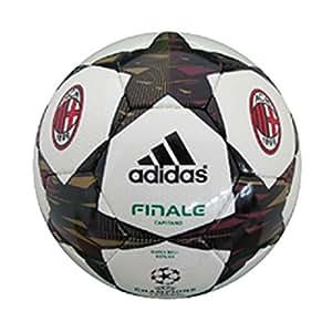 アディダス フィナーレ キャピターノ 欧州クラブサッカーボール4号AS4394ACミラン