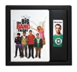 The Big Bang Theory Notizbuch & Lesezeichenset