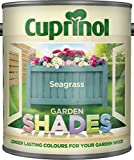 Cuprinol Garden Shades 1L Seagrass
