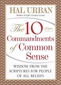 Cover of &quot;10 Commandments of Common Sense...