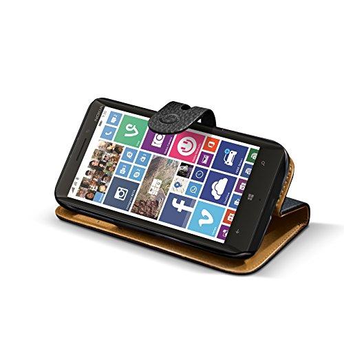 Celly Custodia per Lumia 930, Nero