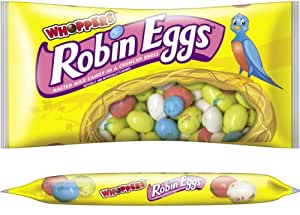 Whoppers Easter Robin Eggs, 10-Ounce Bags (Pack of 8)