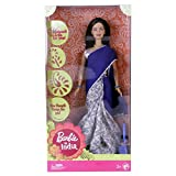 Barbie In India Doll - Dark Blue
