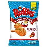 Walkers Ruffles Ridged Crisps - Paprika (150g)