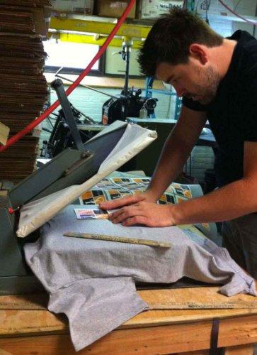 T Shirt Vinyl Heat Transfer Service Start Up Sample Business Plan!