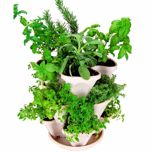 Mini-Garden Stacker