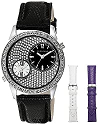 Giordano Analog Multi-Color Dial Womens Watch - 60070-01