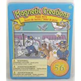 Magnetic Creations Doggy Duty Playset ~ THE TRADING HOUSE