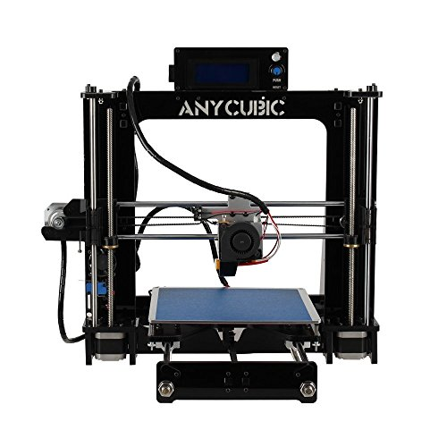 Anycubic-Prusa-I3-3D-Drucker-LCD-Bildschirm-USB-SD-Karte-3D-Printer-DIY-Kit-Set-Schwarz