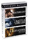 Ultimate Battles - Waterloo/Battle Of The Bulge/Alexander The Great - Battle Of Guagamela [DVD]