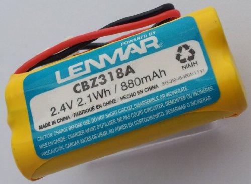 lenmar-cbz318a-replacement-battery-for-att-lucent-technologies-tl32100-cordless-phones-fits-att-luce