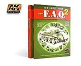 AK Interactive Book - FAQ VOL 2 English # AKBOOK38 by AK Interactive [並行輸入品]
