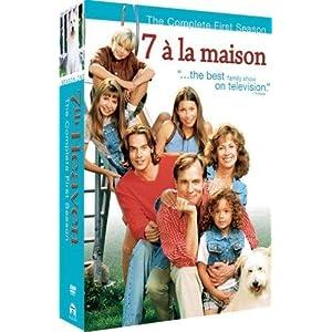 7 à la maison : l'intégrale saison 1 - Coffret 6 DVD