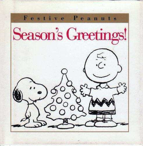 Season's Greetings!, Schulz, Charles M.