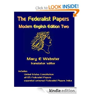 The federalist papers 51 summary