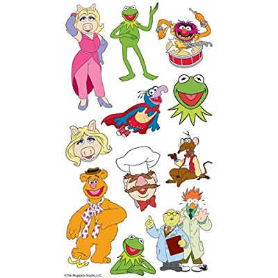 Disney Muppets Stickers