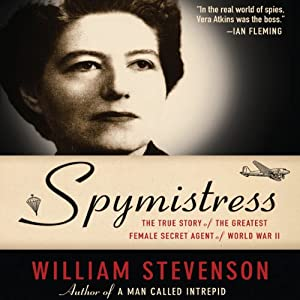 Spymistress Audiobook