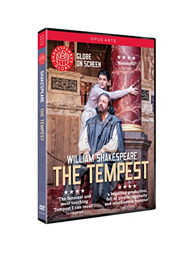 Shakespeare: The Tempest [Shakespeare's Globe on Screen] [DVD]