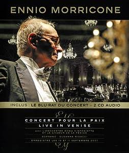 Ennio morricone + CD [Blu-ray] [Édition Collector]