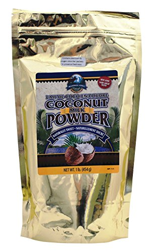 Wilderness Family Naturals, Coconut Milk Powder, 1 pound.