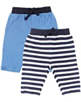 Luvable Friends Baby-girls Pants (2 Pack)