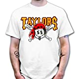 Wiz Khalifa Taylor Gang Pirates T-shirt - White