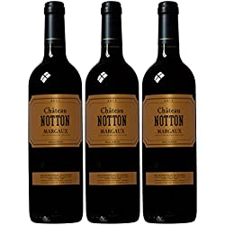 Chateau Notton Margaux Bordeaux 2011 75 cl (Case of 3)