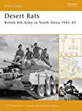 img - for Desert Rats: British 8th Army in North Africa 1941-43 (Battle Orders) book / textbook / text book