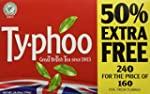 Sachets De Th� Typhoo (240)