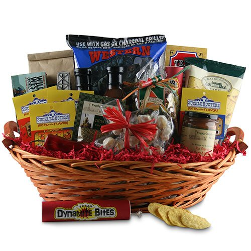 Barbeque Extravaganza Grilling Gift Basket