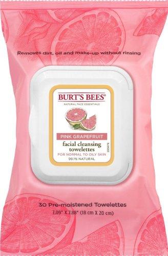 2 Pack-Burt'S Bees Natural Face Essentials Pink Grapefruit front-1052822
