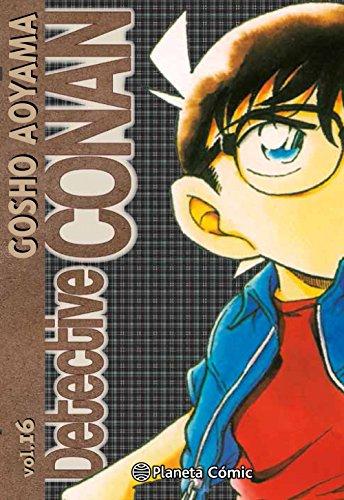 Detective Conan - New Edition 16 (DETECTIVE CONAN NUEVA EDICION)