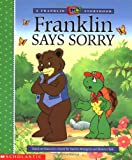 Franklin Tv #02: Franklin Says Sorry (0439083664) by Bourgeois, Paulette