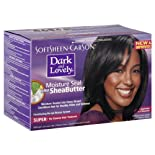 Dark and Lovely Relaxer System, Conditioning No-Lye, Super