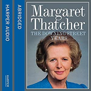 The Downing Street Years Audiobook