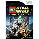 LEGO SW COMPLETE SAGA WIIby LucasArts Entertainment