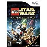 Lego Star Wars: The Complete Saga - Nintendo Wii ~ LucasArts