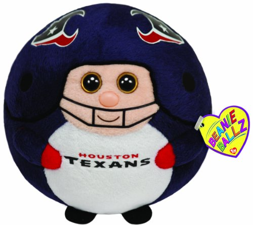 Ty Beanie Ballz Houston Texans - Medium front-908084