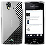 Mumbi Protective Case for Sony Ericsson Xperia Ray TPU Silicone