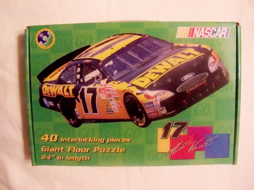 Cheap LEAP YEAR PUBLISHING Nascar Matt Kenseth # 17 Giant Floor Puzzle (B00363CEN4)